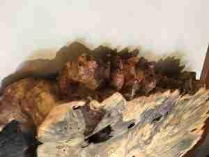 WOOD WALL ART 107