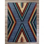 Razzle Southwest Area Rug