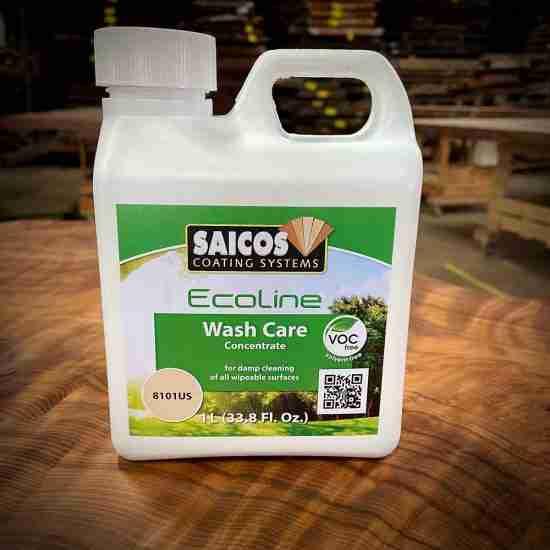 Saicos wash care concentrate.